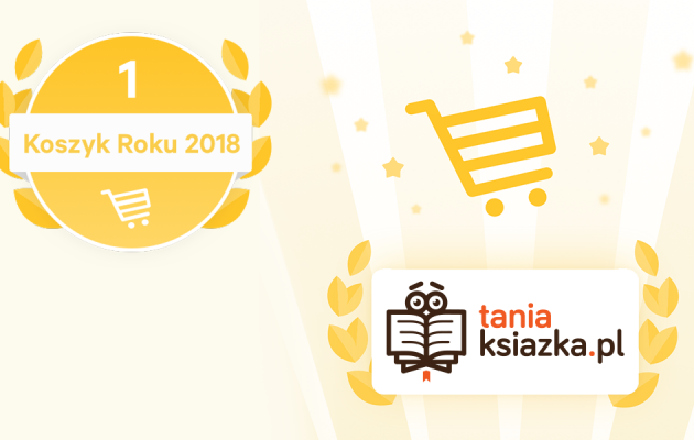 Księgarnia TaniaKsiążka.pl na podium!