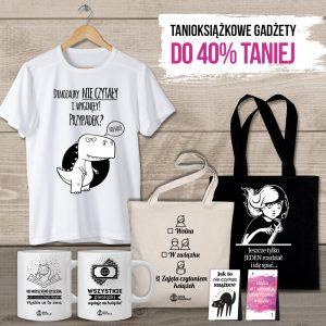 Gadżety Książkoholika!