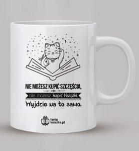 Gazety dla Książkoholików na www.taniaksiazka.pl >>