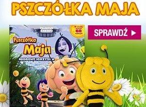 Dzień Pszczółki Mai! Sprawdź serię Pszczółka Maja w TaniaKsiazka.pl >>
