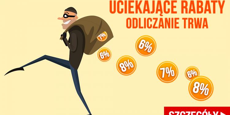 Uciekający kod rabatowy na zakupy w TaniaKsiazka.pl >>