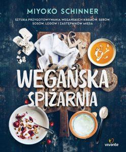 Wegańska spiżarnia - kup na TaniaKsiazka.pl