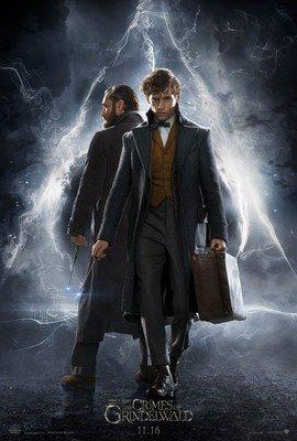 Fantastyczne zwierzęta: Zbrodnie Grindelwalda. Premiera już 16 listopada!