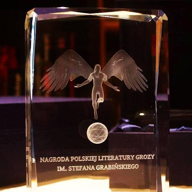 Nagroda Polskiej Literatury Grozy im. Stefana Grabińskiego