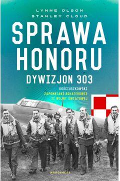 Premiery książkowe - sierpień 2018. Sprawa honoru. Sprawdź w TaniaKsiazka.pl