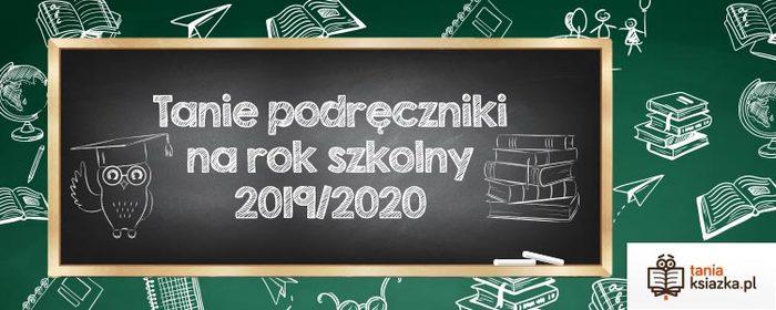 Back to school. Tanie podręczniki w TaniaKsiazka.pl