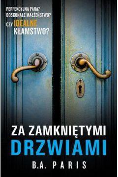 Zestawienie książek na lato. Za zamkniętymi drzwiami. Sprawdź w TaniaKsiążka.pl