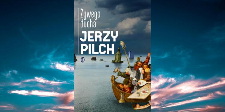 Żywego ducha Jerzy Plich