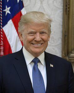Nowa książka o Donaldzie Trumpie. Donald Trump