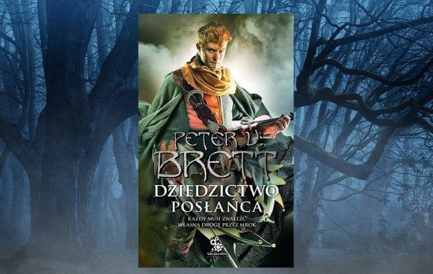 Dziedzictwo posłańca - kup na TaniaKsiazka.pl
