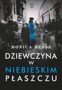 Dziewczyna w niebieskim płaszczu - kup na TaniaKsiazka.pl