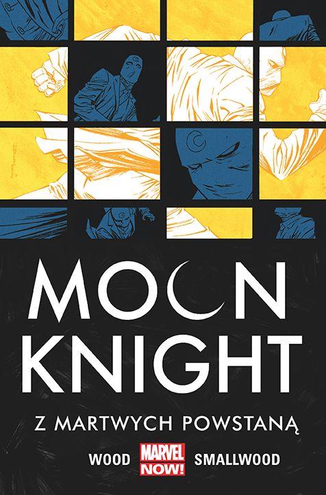 Recenzja komiksu Moon Knight. Tom 2 - komiks znajdź na TaniaKsiazka.pl