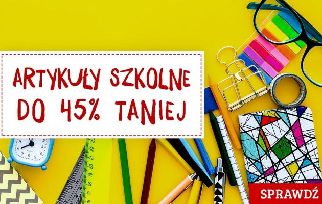 Artykuły szkolne dla dzieci i młodzieży kup online. Sprawdź w TaniaKsiazka.pl