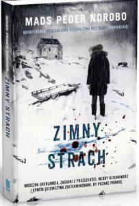 Nowa książka od Madsa Pedera Nordbo Zimny strach - zobacz na TaniaKsiazka.pl
