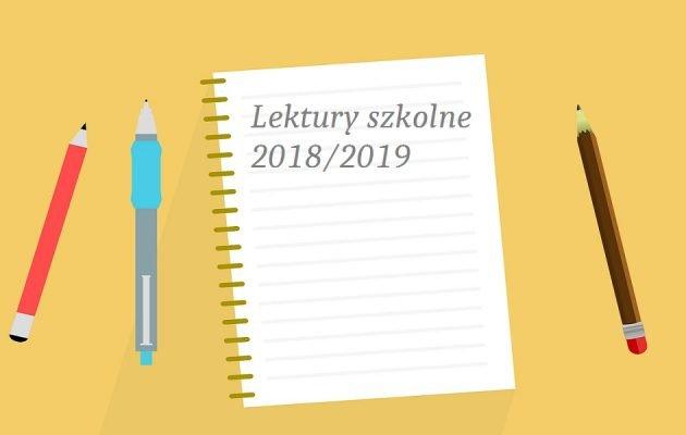 Lektury szkolne 2018/2019. Sprawdź w TaniaKsiazka.pl >>