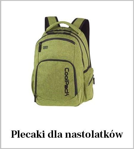 Czym się kierować przy wyborze plecaka szkolnego? Sprawdź plecaki w TaniaKsiazka.pl