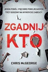 Premiera książki Zgadnij kto. Książka dostępna w TaniaKsiazka.pl