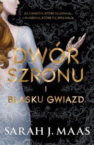 Dwór szronu i blasku gwiazd - kup na TaniaKsiazka.pl