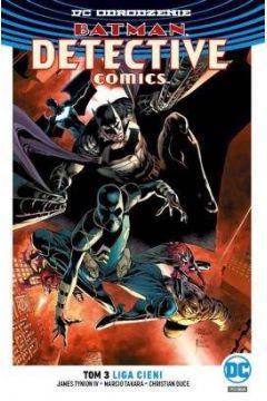 Batman Detective Comics tom 3 - komiks znajdź na TaniaKsiazka.pl