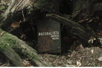 Naturalista, Marcin Dorociński i 16 ukrytych książek. Naturalista w TaniaKsiazka.pl