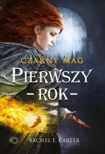 Czarny Mag Tom 1 Pierwszy rok - sprawdź na TaniaKsiazka.pl