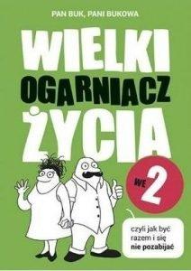 Wielki ogarniacz życia we dwoje - recenzja książki. Poradnik znajdź na TaniaKsiazka.pl!