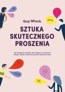 Sztuka skutecznego proszenia - znajdź na taniaksiazka.pl