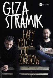 Książka Abelarda Gizy Łapy precz od żartów - zobacz na TaniaKsiazka.pl