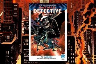 Recenzja komiksu Batman Detective Comics. Tom 3. Liga cieni