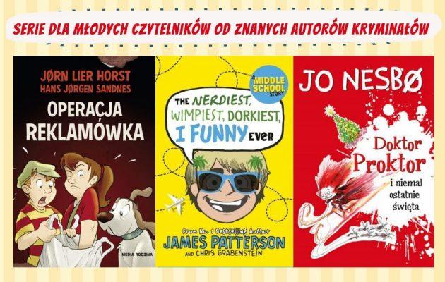 Serie książek dla dzieci: