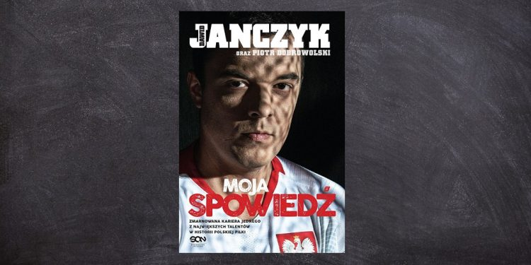 Dawid Janczyk. Moja spowiedź - kup na TaniaKsiazka.pl