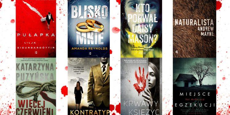 kryminały - bestsellery