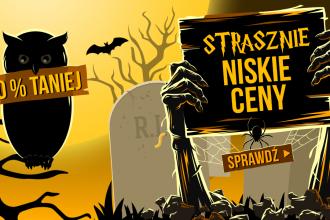 Strasznie niskie ceny książek! Aż 50% rabatu w TaniaKsiazka.pl!