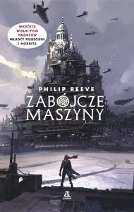 Ekranizacja Zabójczych maszyn! Książkę znajdź na TaniaKsiazka.pl