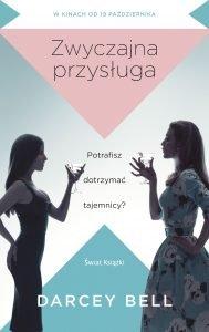 Zwyczajna przysługa - zobacz na TaniaKsiazka.pl