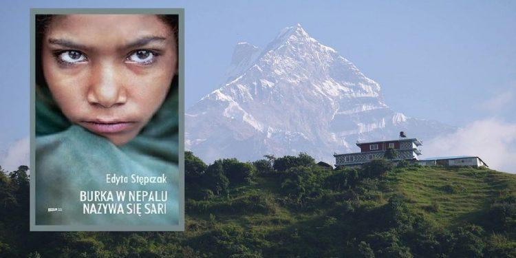 Recenzja książki Burka w Nepalu nazywa się sari