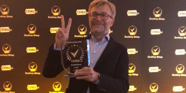 TaniaKsiazka.pl na podium w rankingu e-sklepów Ceneo 2018