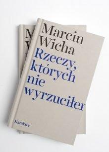 Marcin Wicha laureatem Nike 2018! Kup książkę w TaniaKsiazka.pl