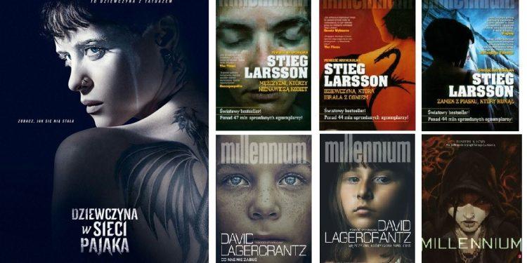 Seria Millenium Larssona. Sprawdź w TaniaKsiążka.pl