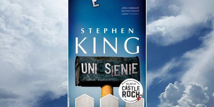 Uniesienie, nowa książka Stephena Kinga. Sprawdź w TaniaKsiazka.pl >>