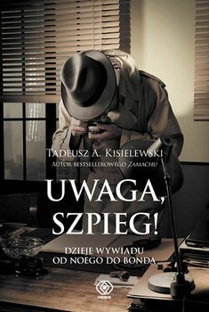 Uwaga, szpieg! - znajdź na TaniaKsiazka.pl!