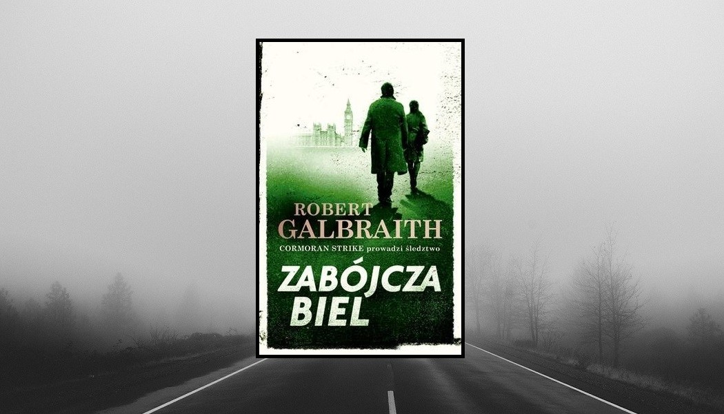 Zabójcza biel. Nowa książka J.K. Rowling już w TaniaKsiazka.pl >>