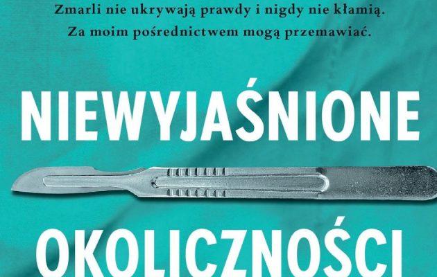 Niewyjaśnione okoliczności - kup na TaniaKsiazka.pl