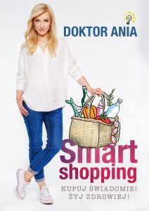 Książka doktor Anny Makowskiej, Smart shopping - kup na TaniaKsiazka.pl