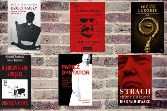 Sześć kontrowersyjnych książek