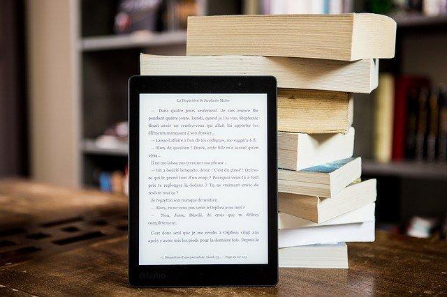 Niższy VAT na eBooki już od 1 kwietnia