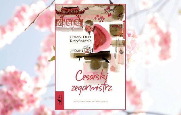 Recenzja książki Cesarski zegarmistrz. Kupisz ją w TaniaKsiazka.pl