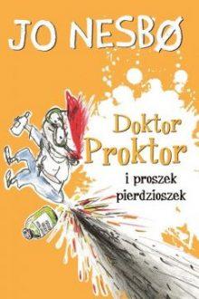 Przedmikołajkowa recenzja serii Doktor Proktor. Sprawdź w TaniaKsiazka.pl