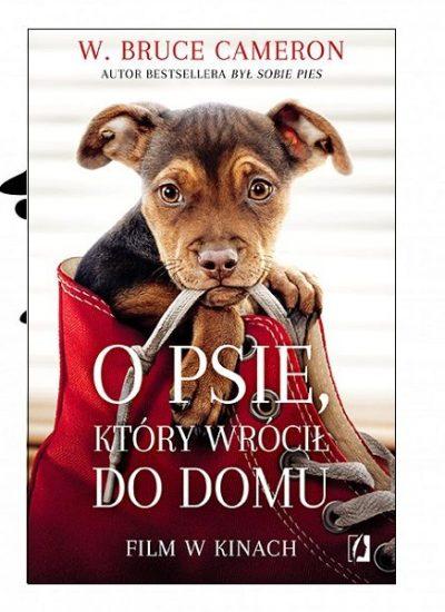 O psie, który wrócił do domu. Nowa książka autora Był sobie pies w TaniaKsiazka.pl