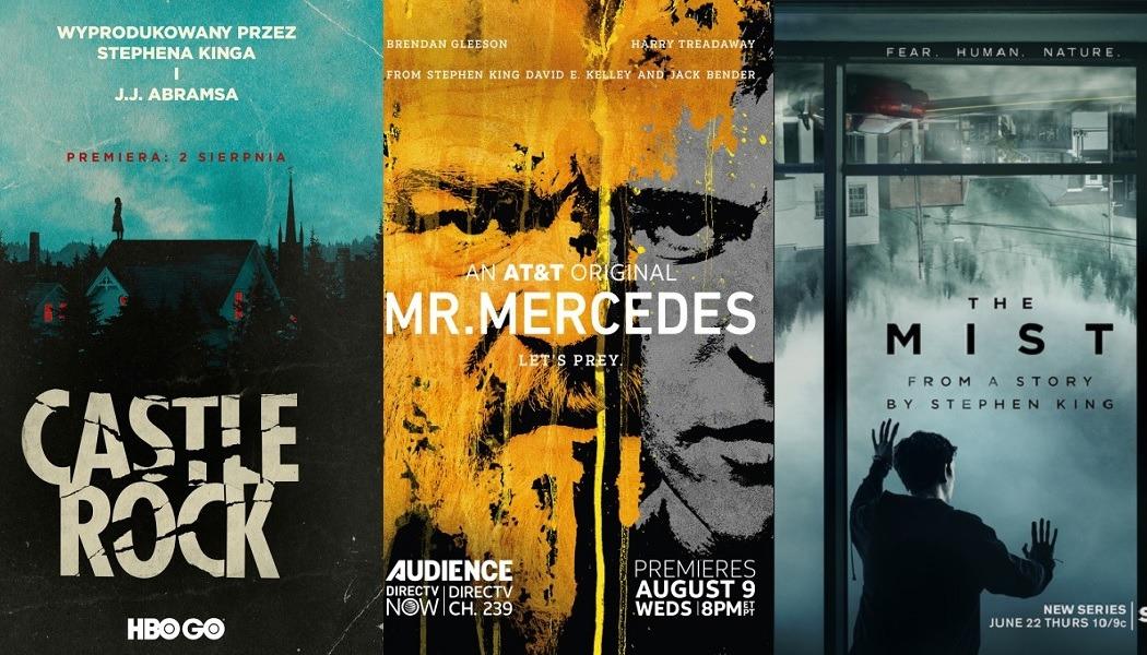serialowe ekranizacje książek Stephena Kinga